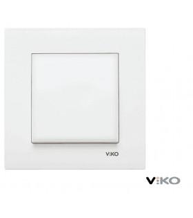 Viko Karre Anahtar - Beyaz (Çerçeve Hariç)