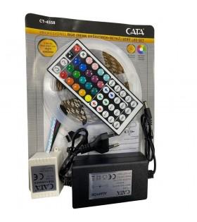 CT-4558 RGB ŞERİD LED SETİ ( 5MT )